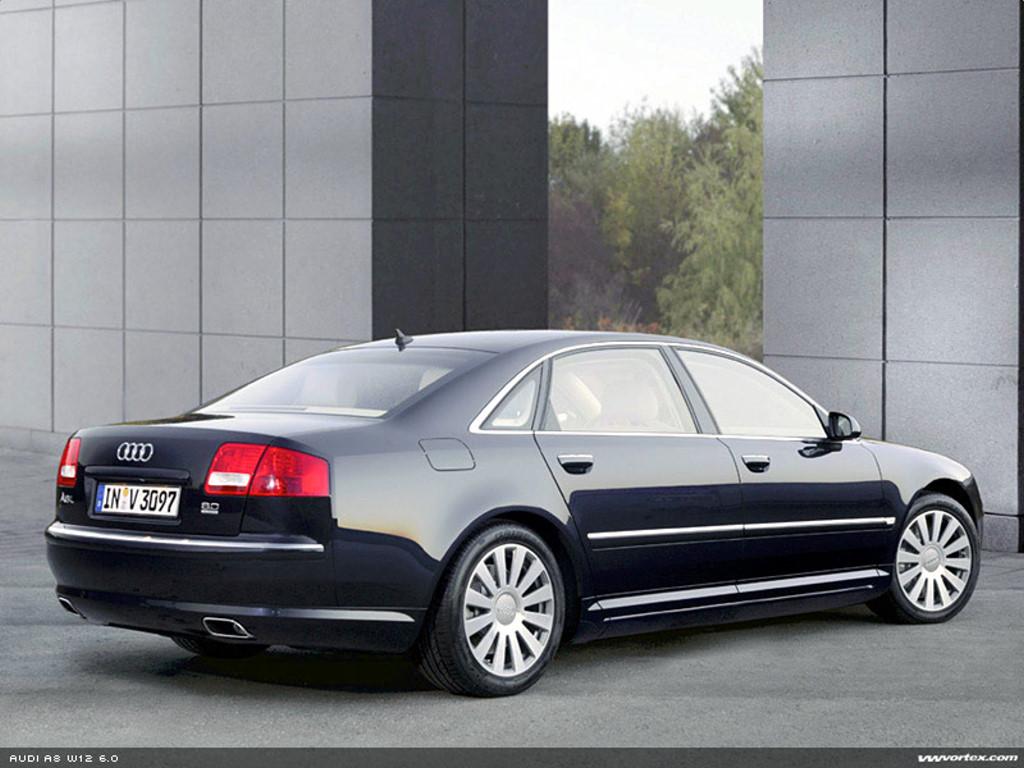 Vehicles Wallpaper: Audi A8