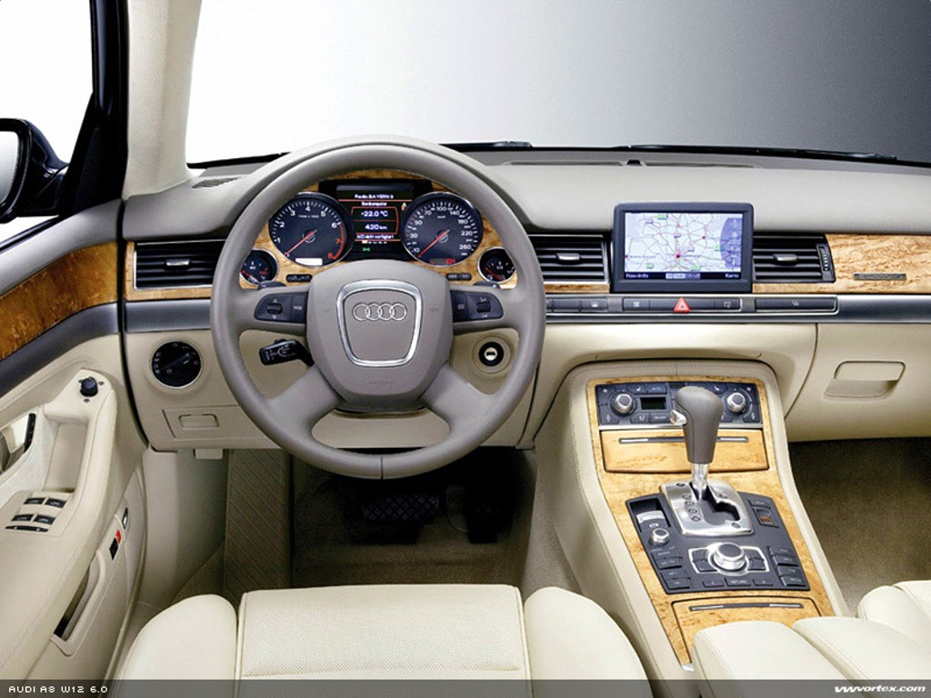Vehicles Wallpaper: Audi - Cockpit