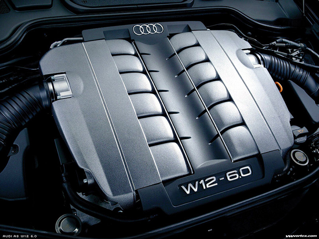Vehicles Wallpaper: Audi - Engine