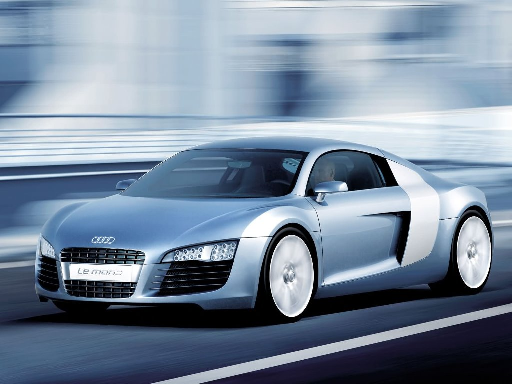 Vehicles Wallpaper: Audi A8 Quattro