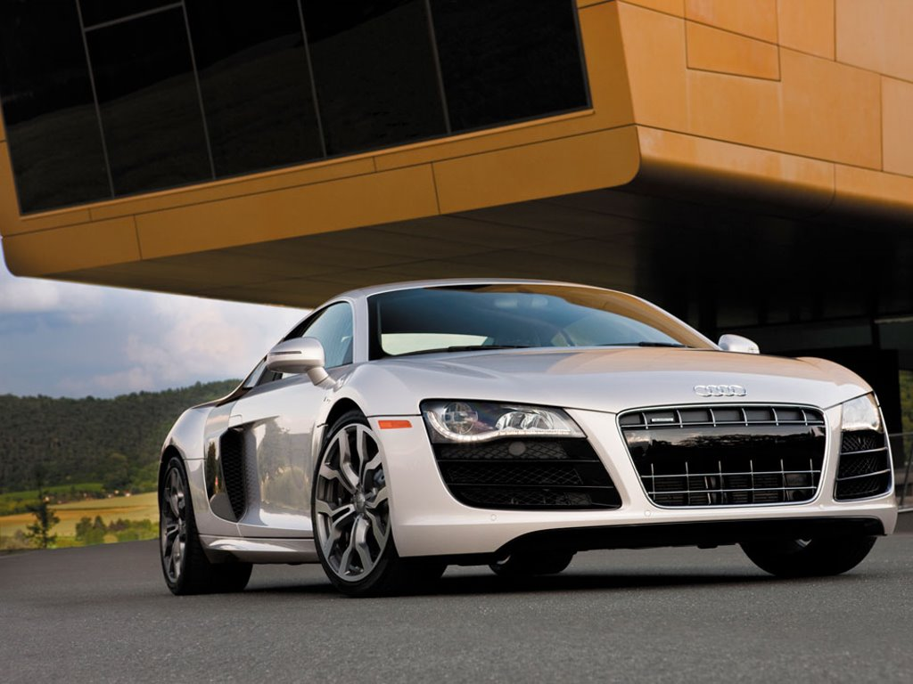Vehicles Wallpaper: Audi R8