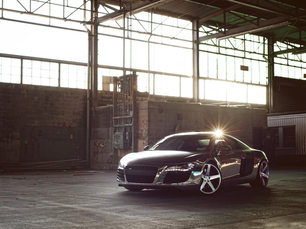 Vehicles Wallpaper: Audi R8