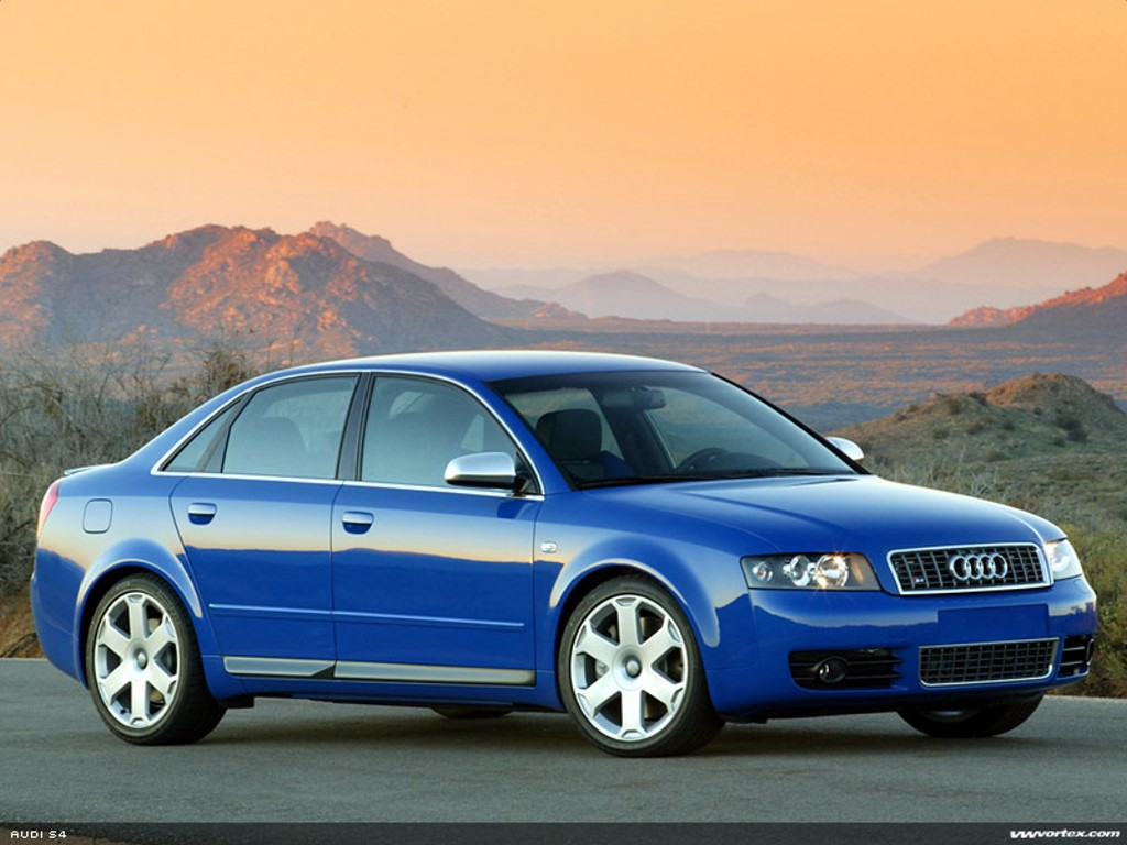 Vehicles Wallpaper: Audi S4