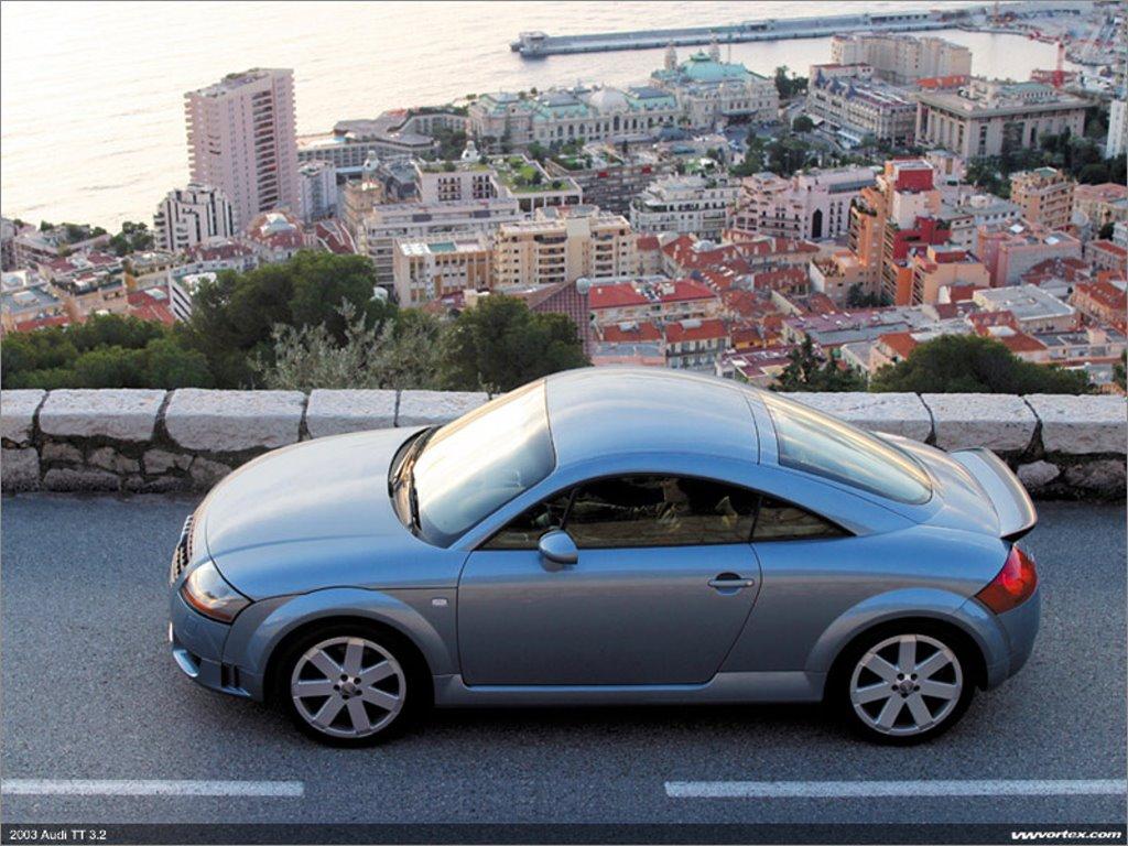 Vehicles Wallpaper: Audi TT