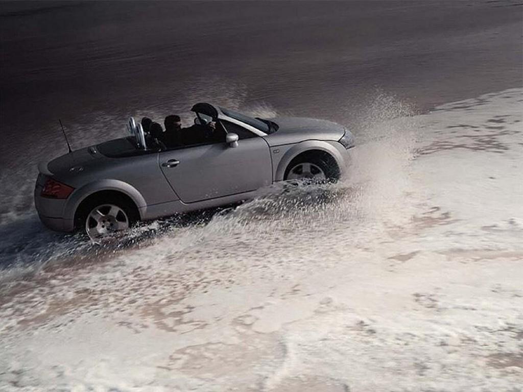Vehicles Wallpaper: Audi TT7
