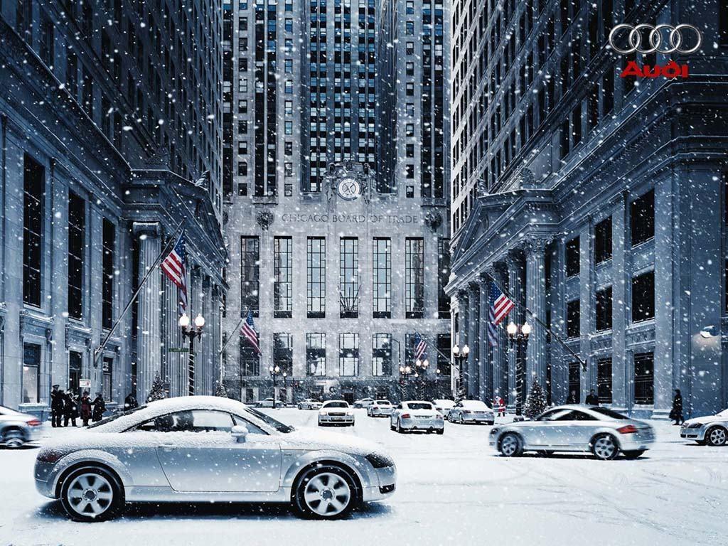Vehicles Wallpaper: Audi