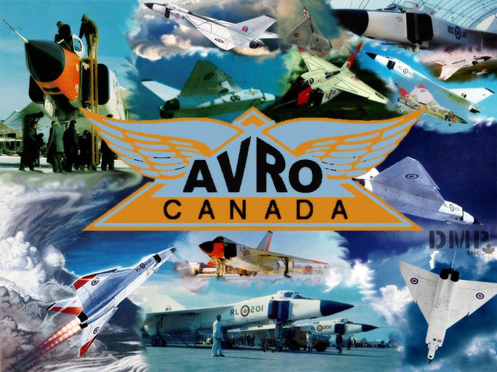 Vehicles Wallpaper: Avro Arrow