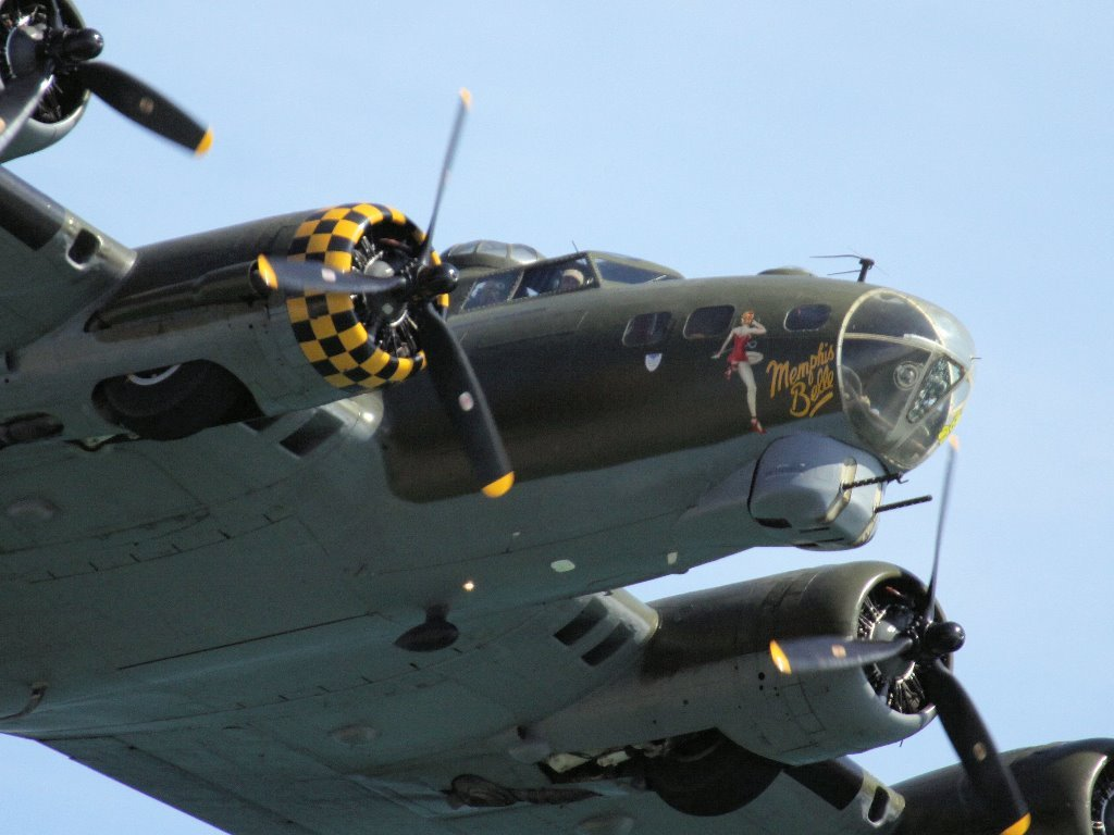 Vehicles Wallpaper: B-17