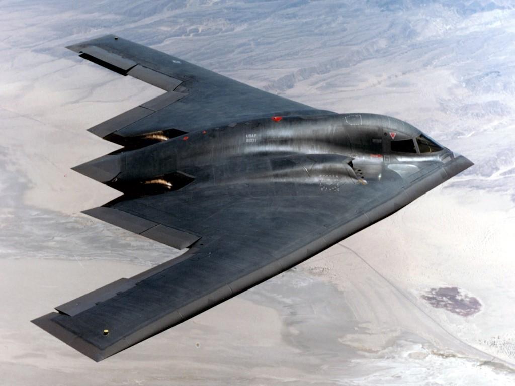 Vehicles Wallpaper: B-2 Bomber