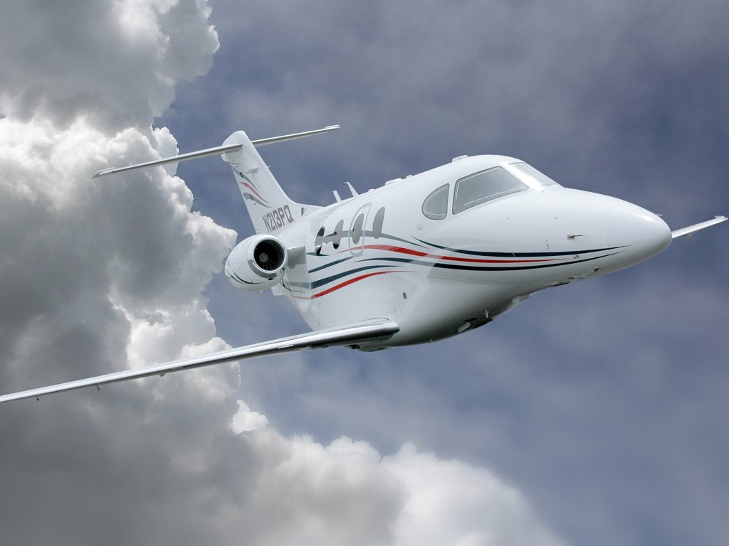 Vehicles Wallpaper: Beechcraft Premier