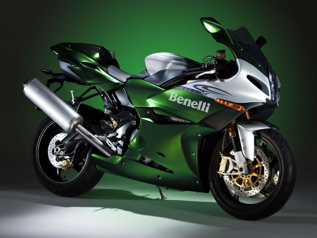 Vehicles Wallpaper: Benelli