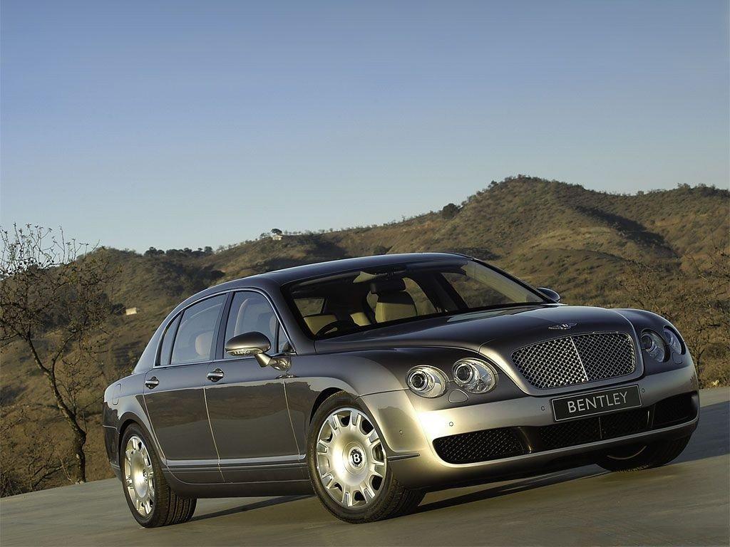 Vehicles Wallpaper: Bentley Continental