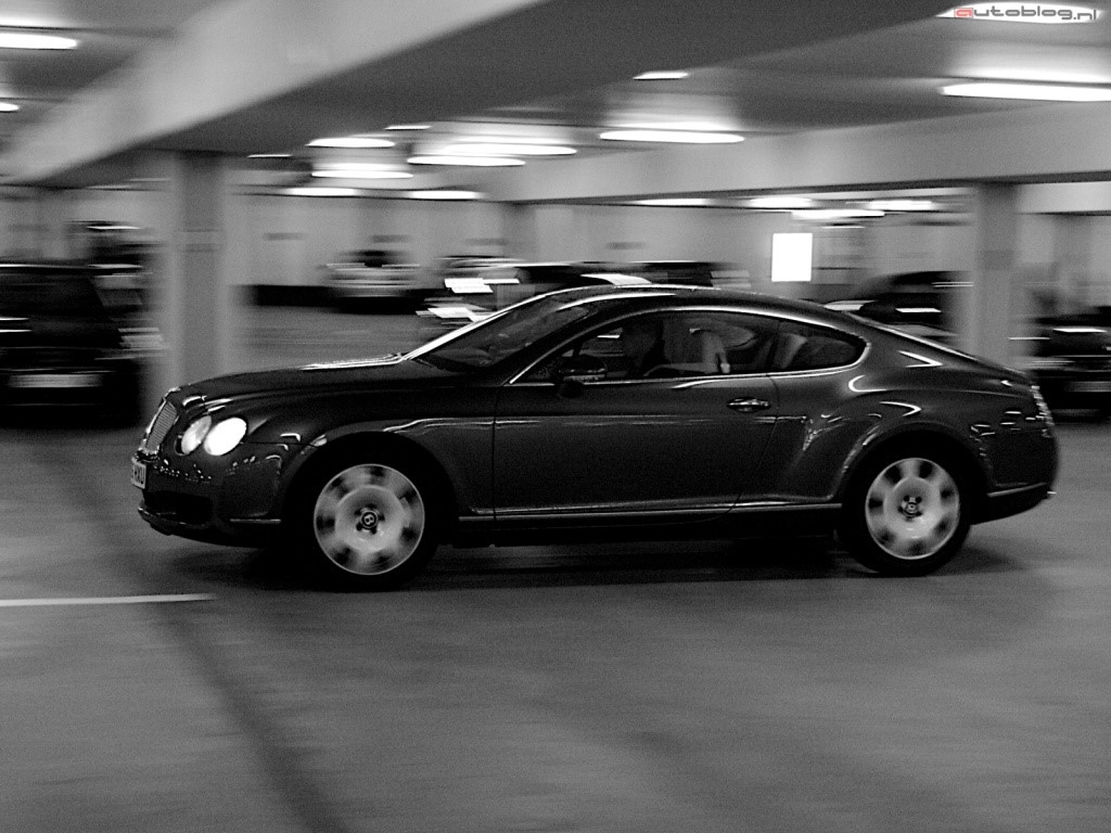 Vehicles Wallpaper: Bentley Continental GT