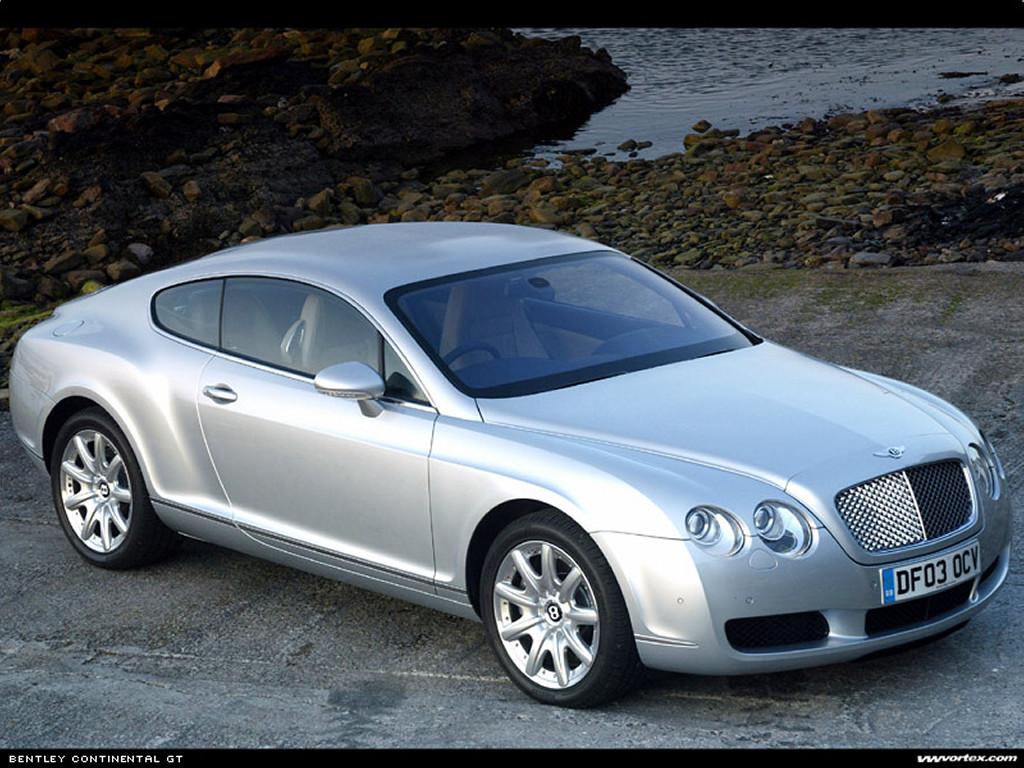 Vehicles Wallpaper: Bentley Continental