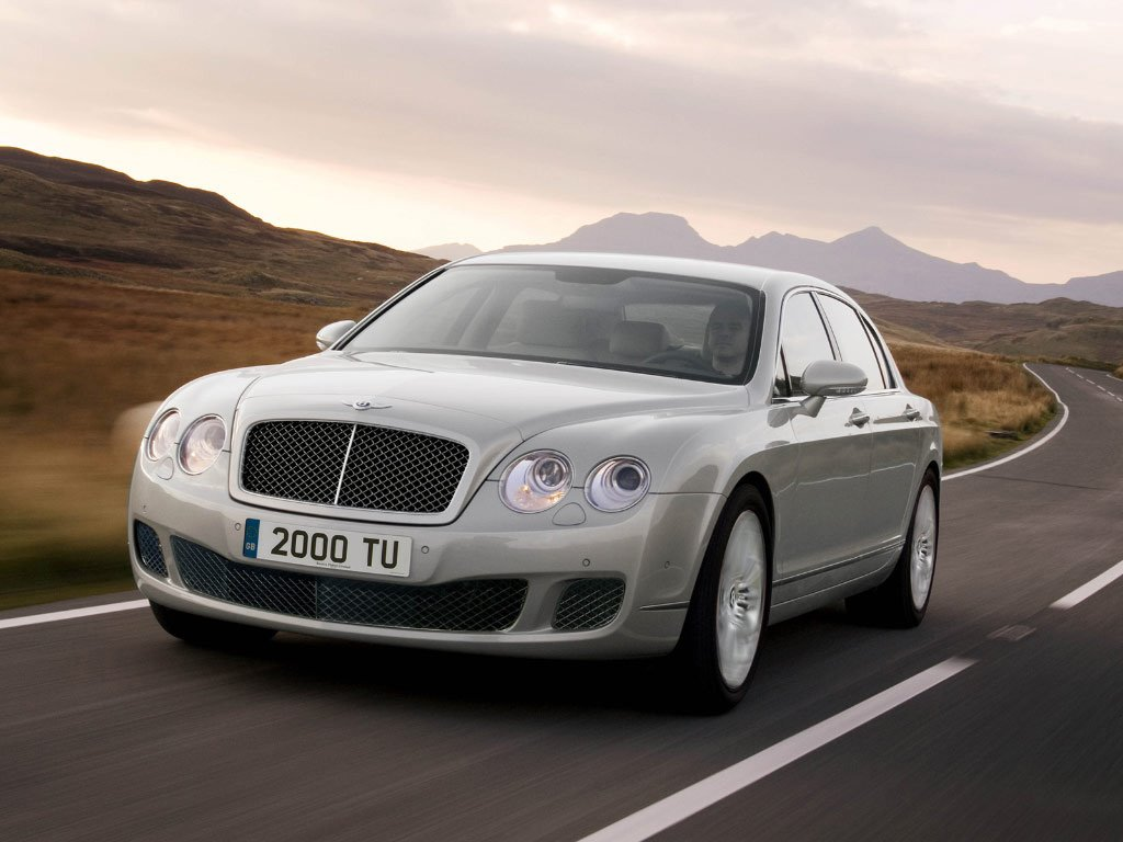Vehicles Wallpaper: Bentley