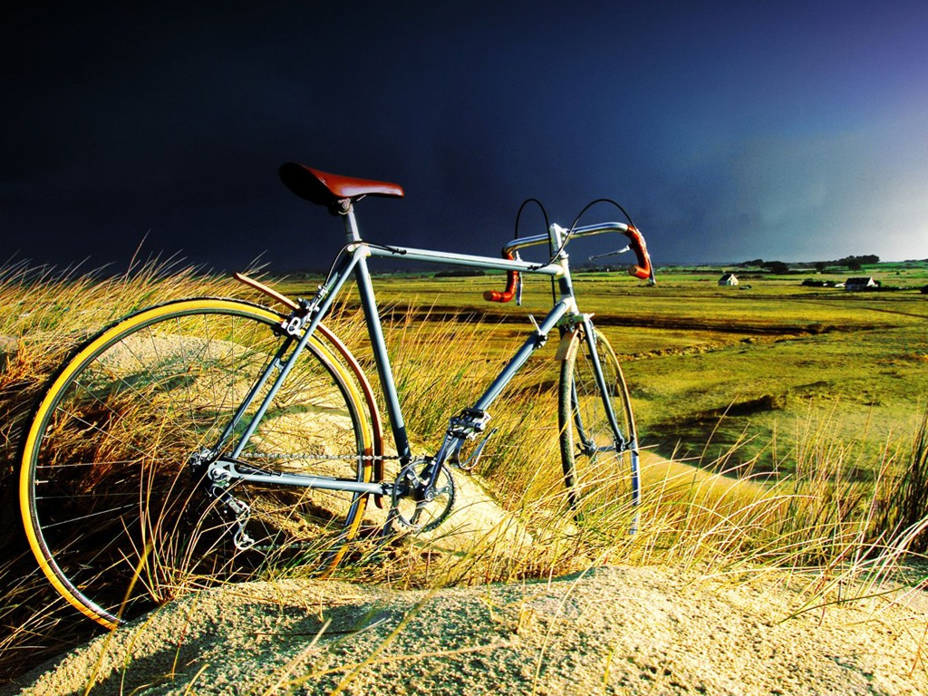 Vehicles Wallpaper: Bike