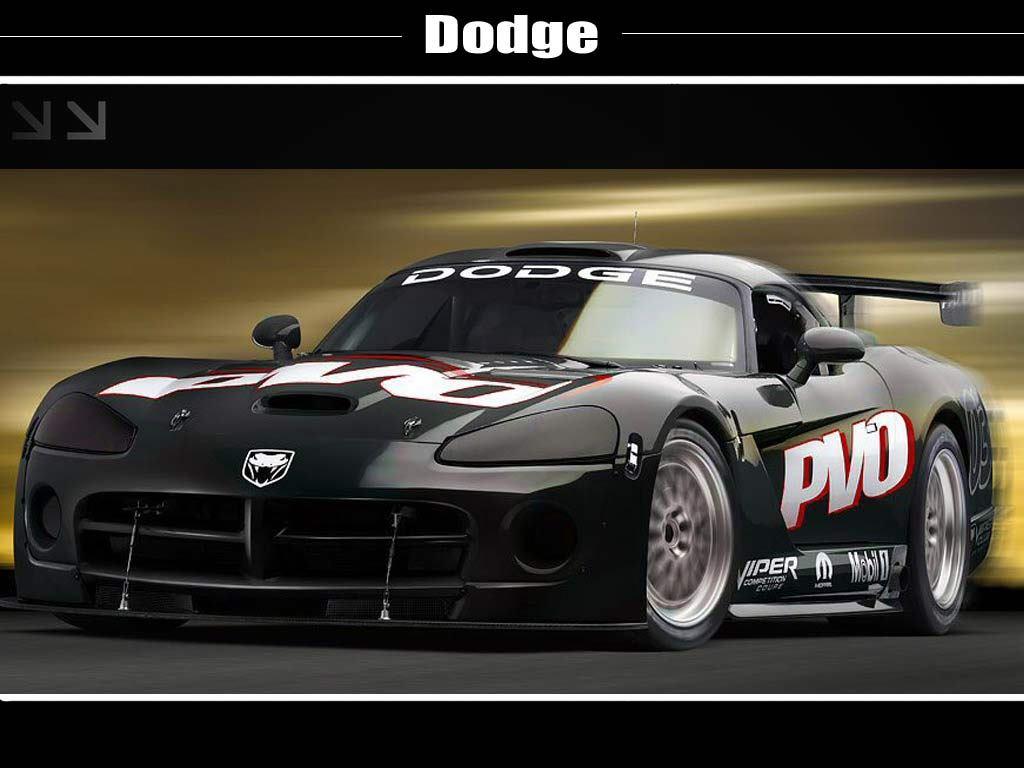 Vehicles Wallpaper: Dodge Viper