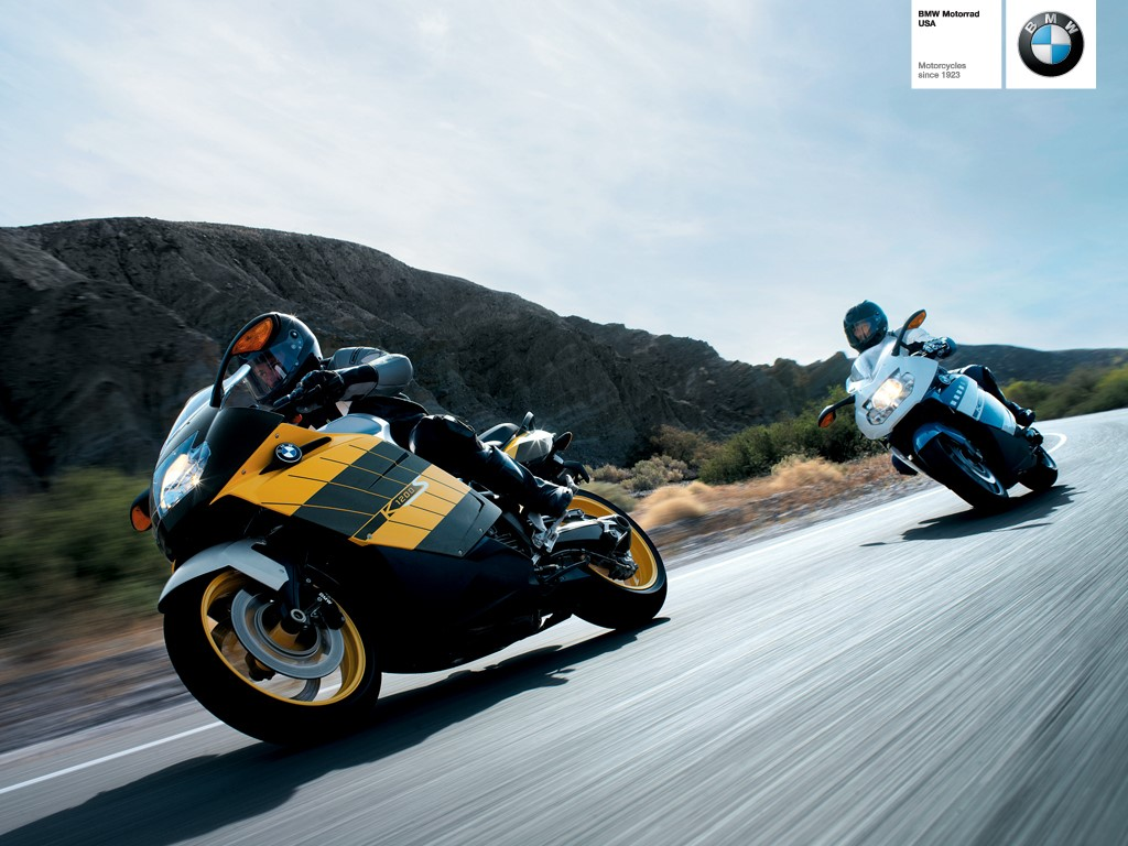 Vehicles Wallpaper: BMW Bikes