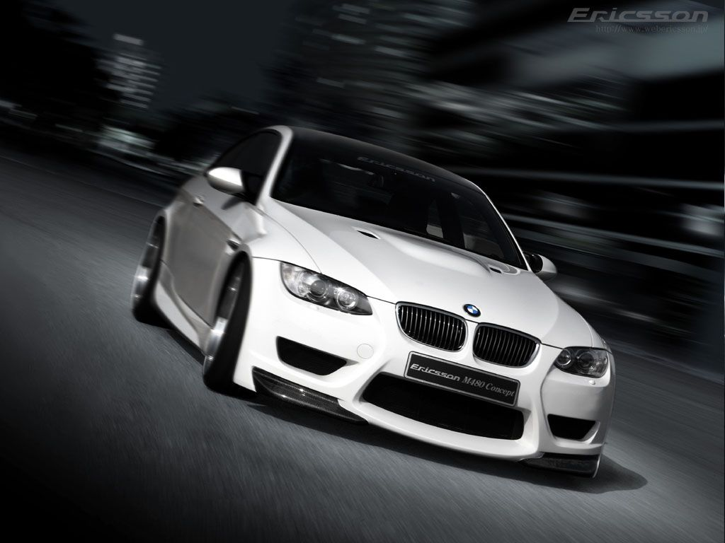 Vehicles Wallpaper: BMW Ericsson