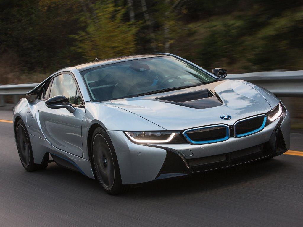 Vehicles Wallpaper: BMW i8