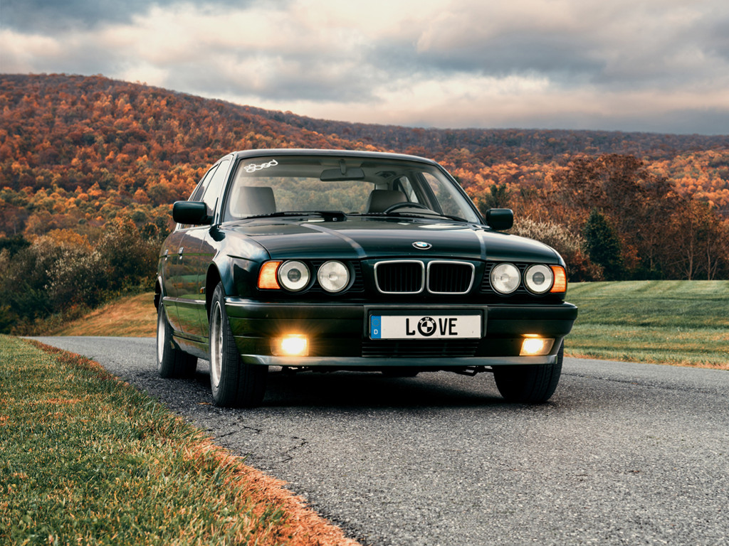 Vehicles Wallpaper: BMW