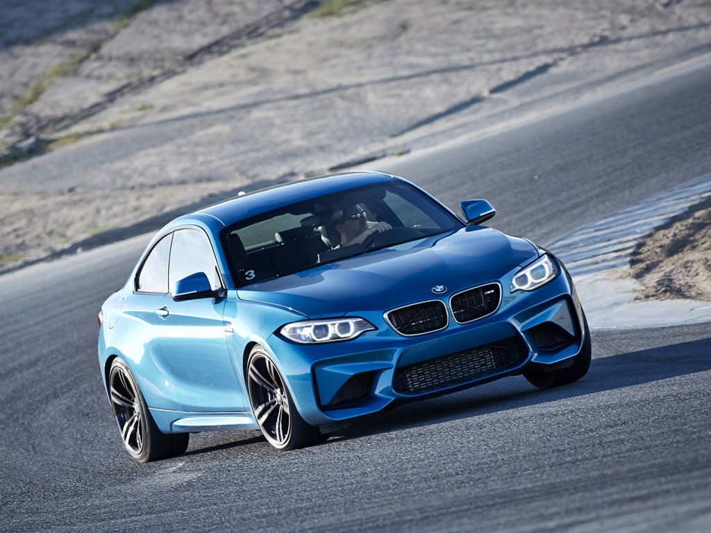 Vehicles Wallpaper: BMW M2 Coupe