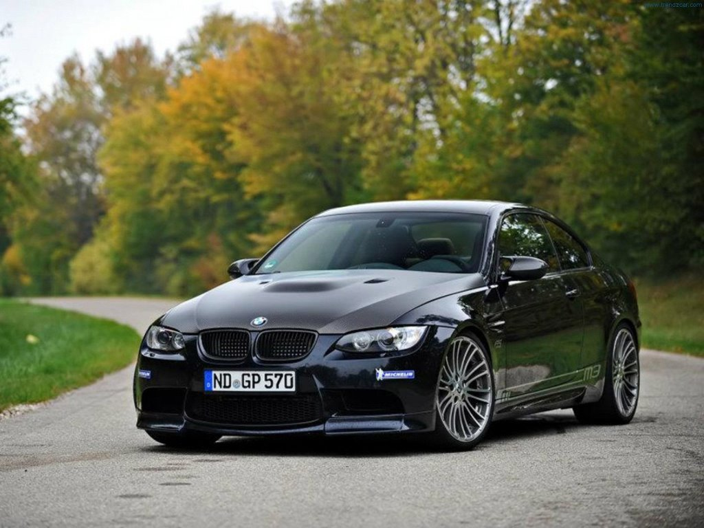Vehicles Wallpaper: BMW M3