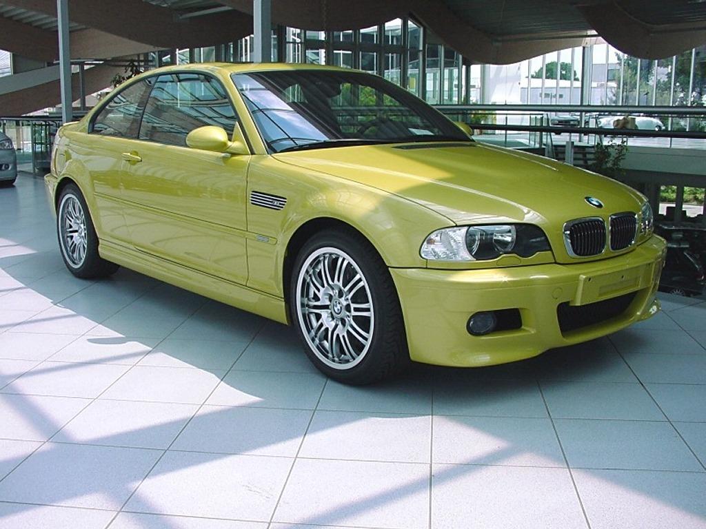 Vehicles Wallpaper: BMW M3