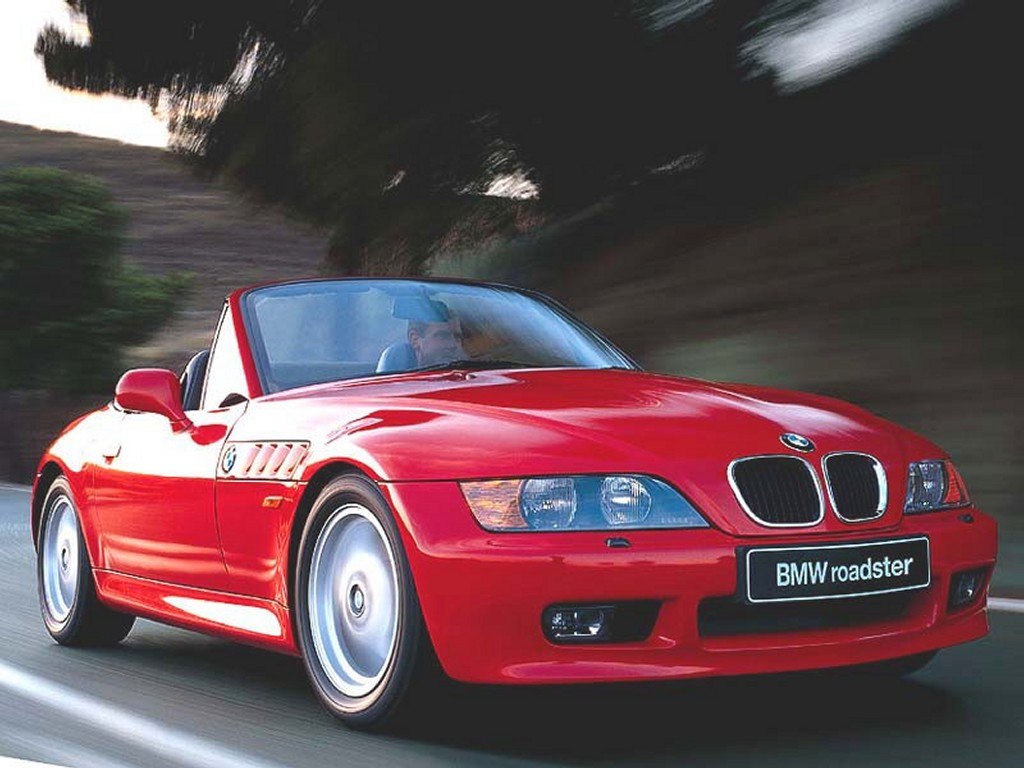 Vehicles Wallpaper: BMW Roadster