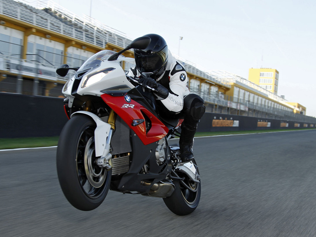Vehicles Wallpaper: BMW S1000RR