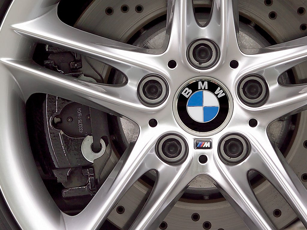 Vehicles Wallpaper: BMW - Wheel