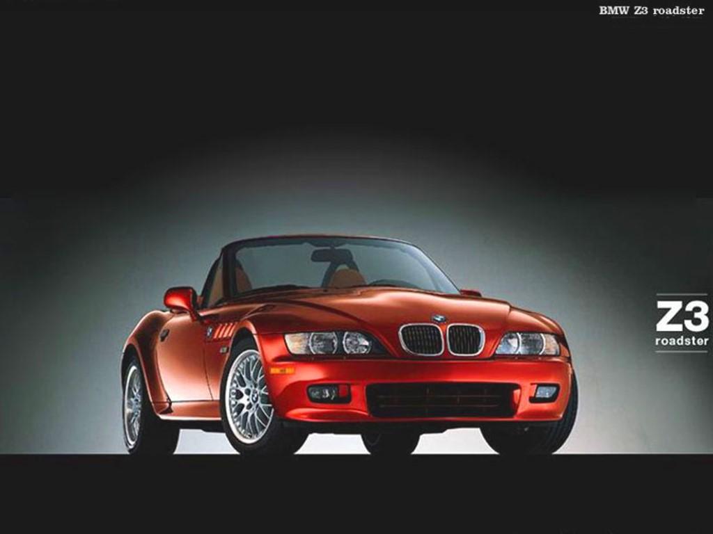 Vehicles Wallpaper: BMW Z3 - Roadster