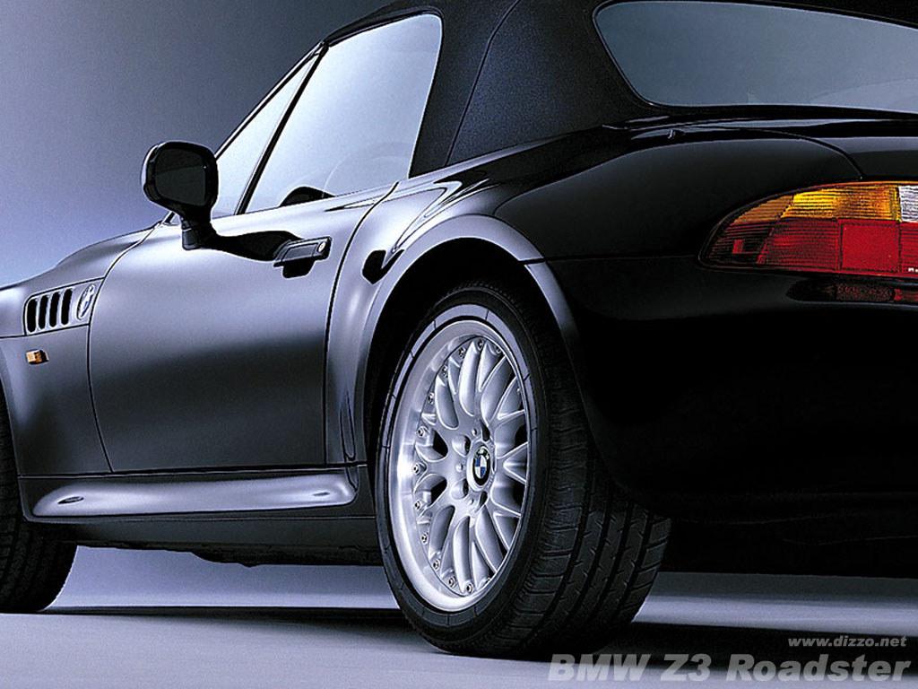 Vehicles Wallpaper: BMW Z3 Roadster