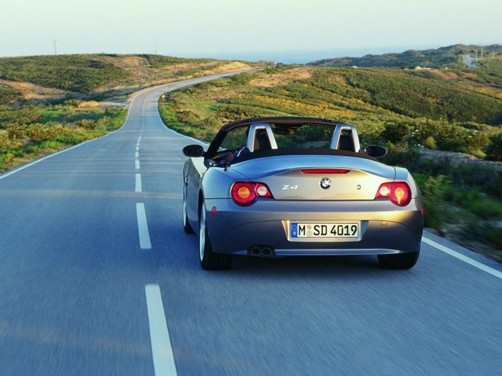 Vehicles Wallpaper: BMW Z4