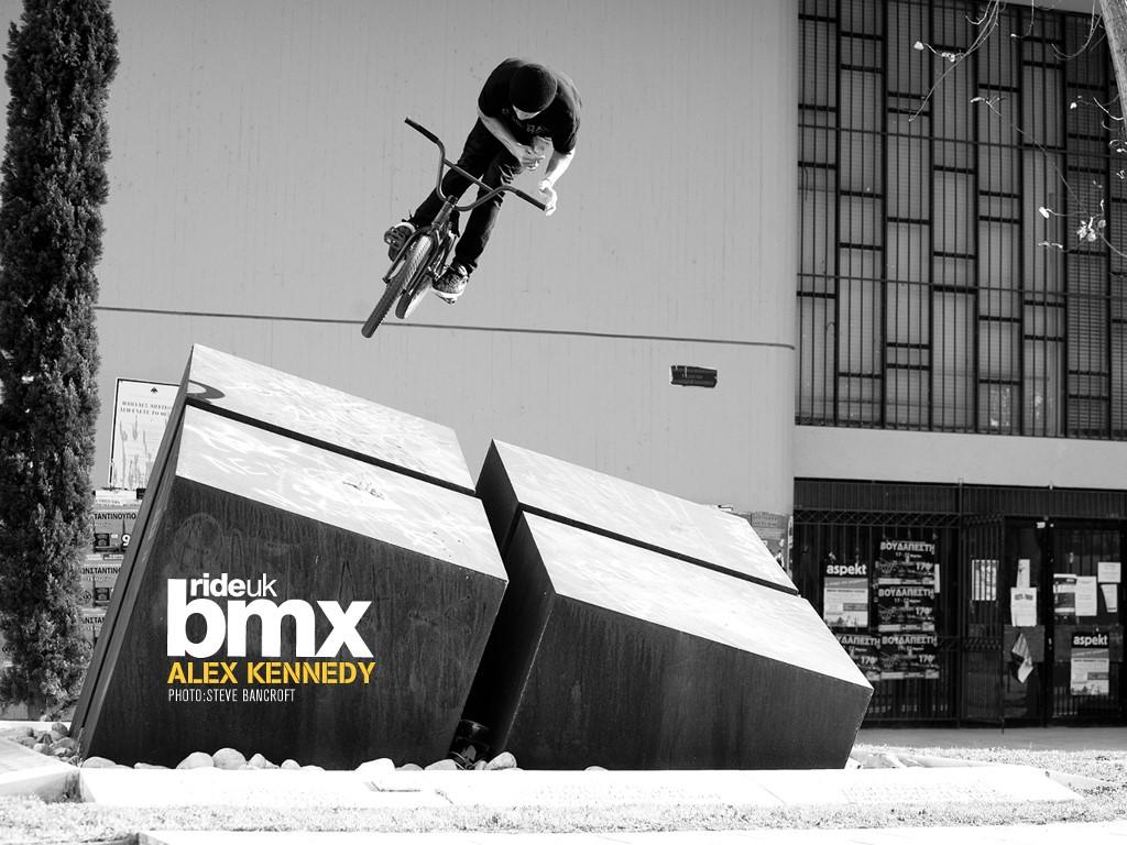Vehicles Wallpaper: BMX