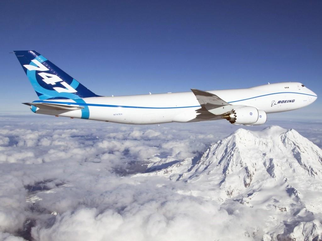 Vehicles Wallpaper: Boeing