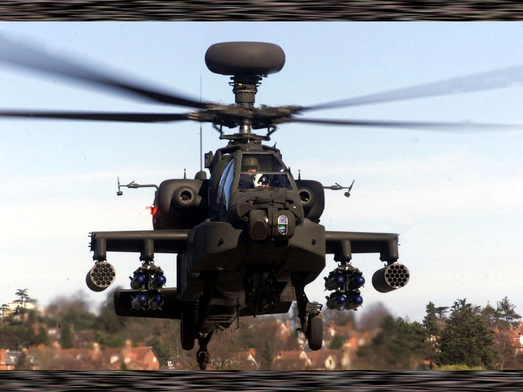 Vehicles Wallpaper: British Apache