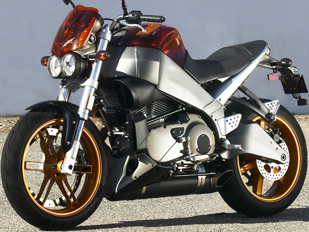 Vehicles Wallpaper: Buell Lightning
