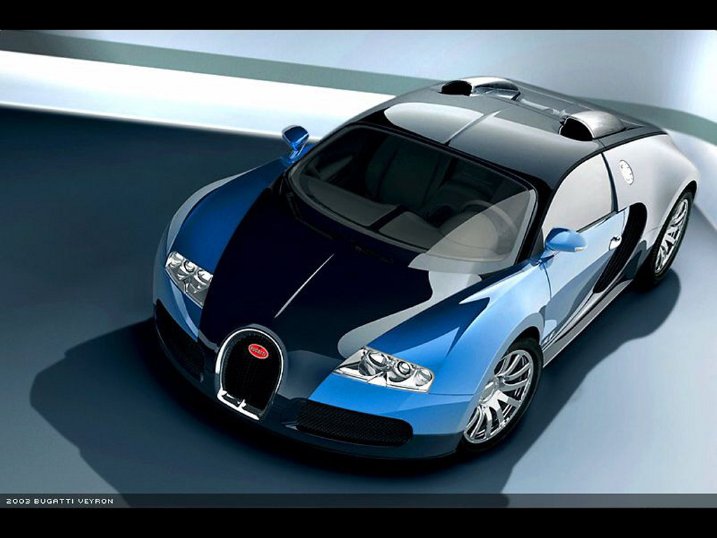 Vehicles Wallpaper: Bugatti - Veyron