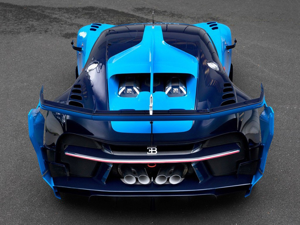 Vehicles Wallpaper: Bugatti Chiron