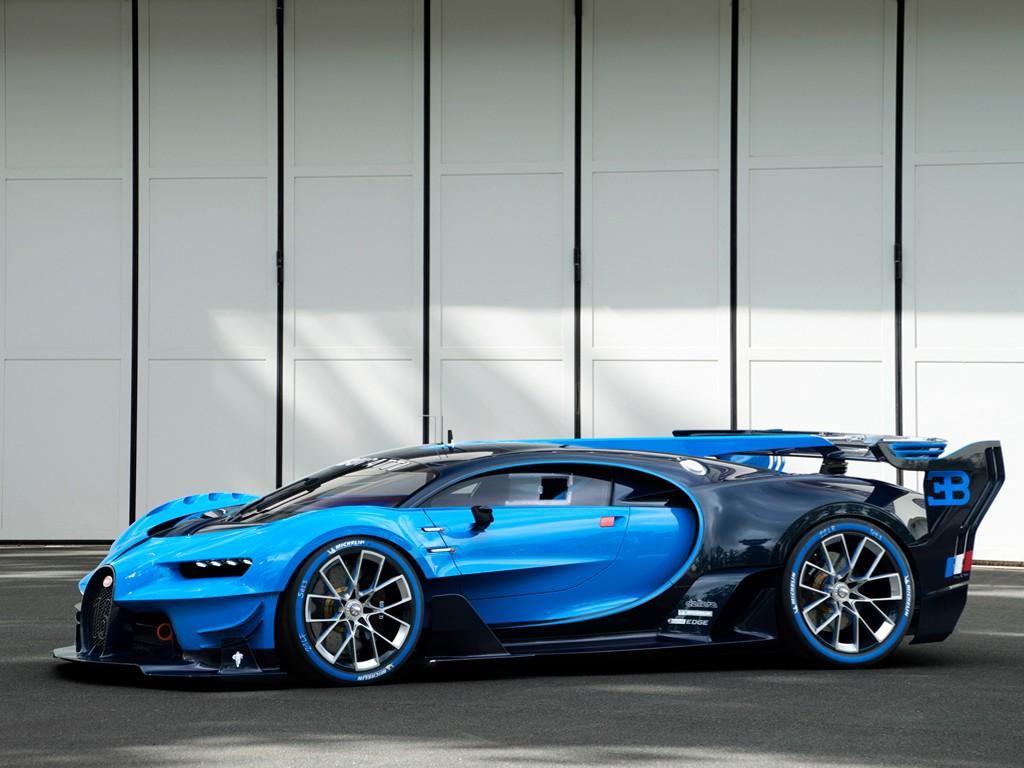 Vehicles Wallpaper: Bugatti Chiron