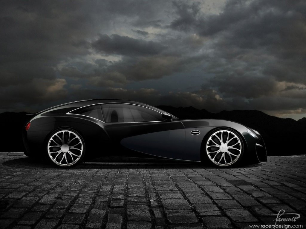 Vehicles Wallpaper: Bugatti