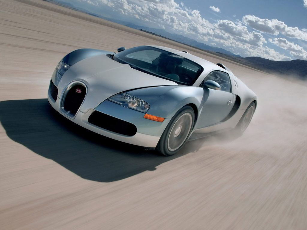 Vehicles Wallpaper: Bugatti Veyron