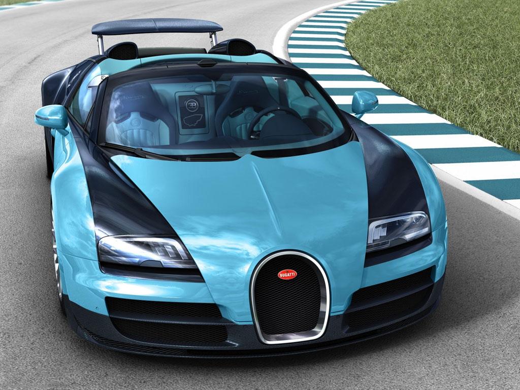Vehicles Wallpaper: Bugatti Veyron Grand Sport Vitesse 2012