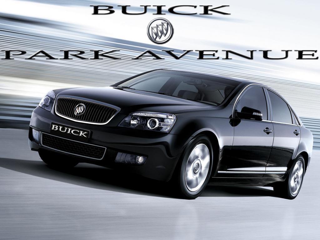 Vehicles Wallpaper: Buick Park Avenue