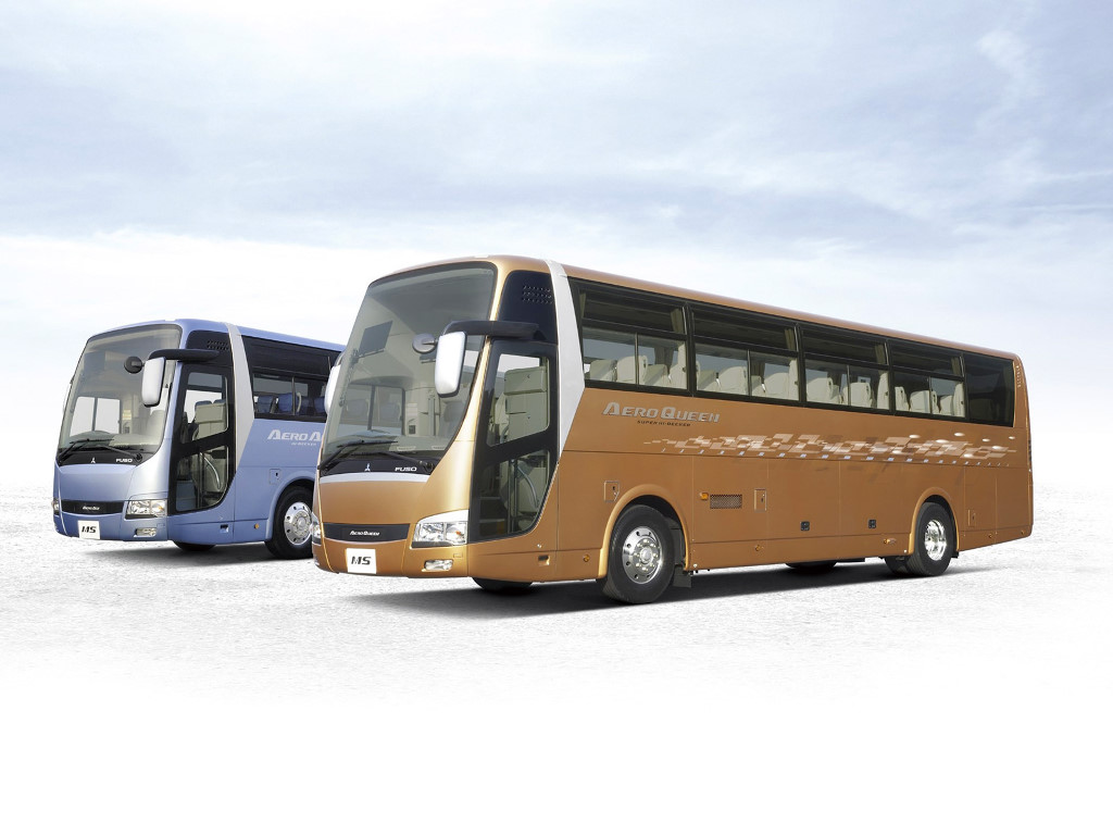 Vehicles Wallpaper: Buses