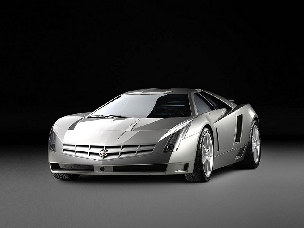 Vehicles Wallpaper: Cadillac Cien