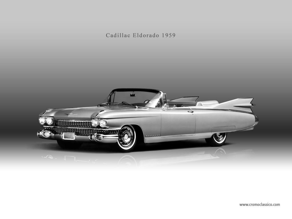 Vehicles Wallpaper: Cadillac Eldorado 1959