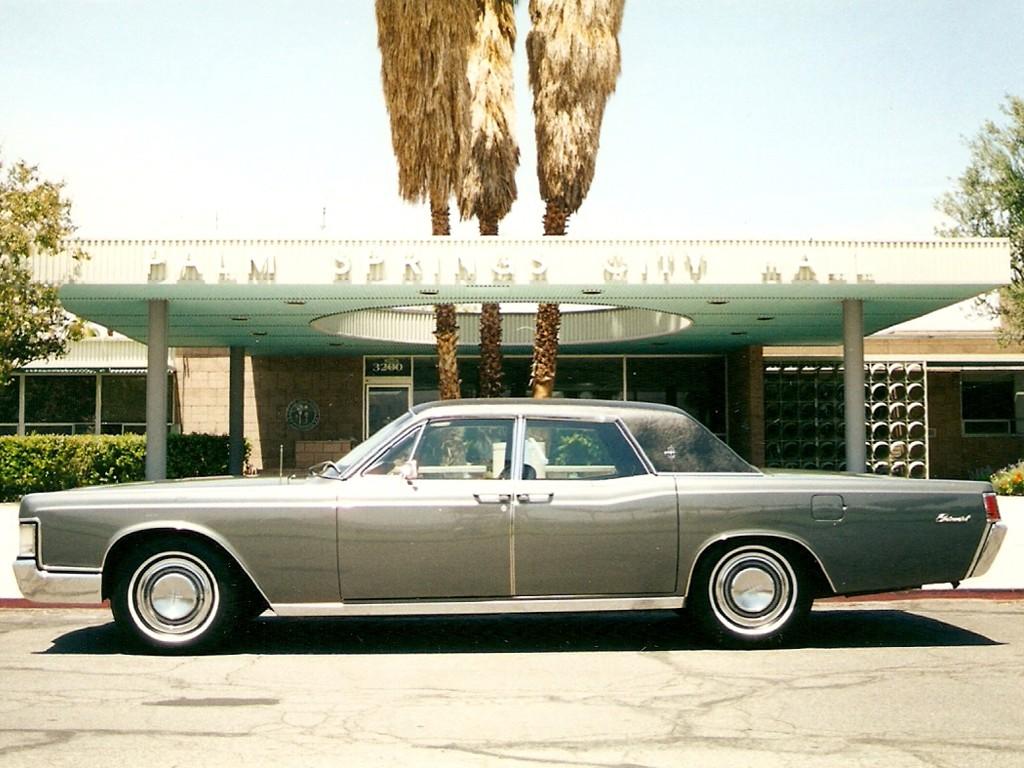 Vehicles Wallpaper: Car - 70s