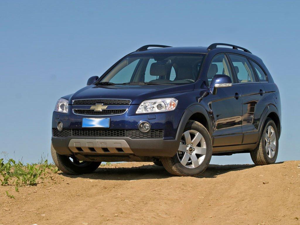 Vehicles Wallpaper: Chevrolet Captiva